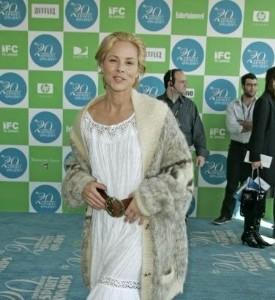 Independent Spirit Awards Fug Carpet: Maria Bello