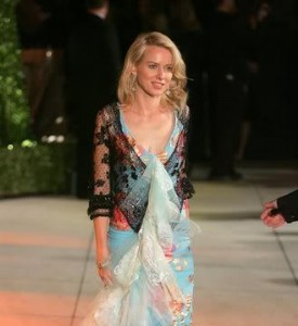 Oscar Post-Party Fug: Naomi Watts