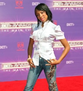 BET Awards Scrolldown Fug: Lil' Mama