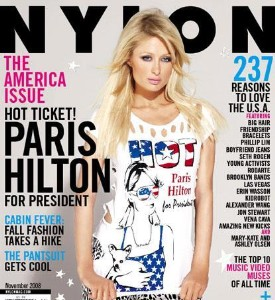 Fug the Cover: Paris Hilton