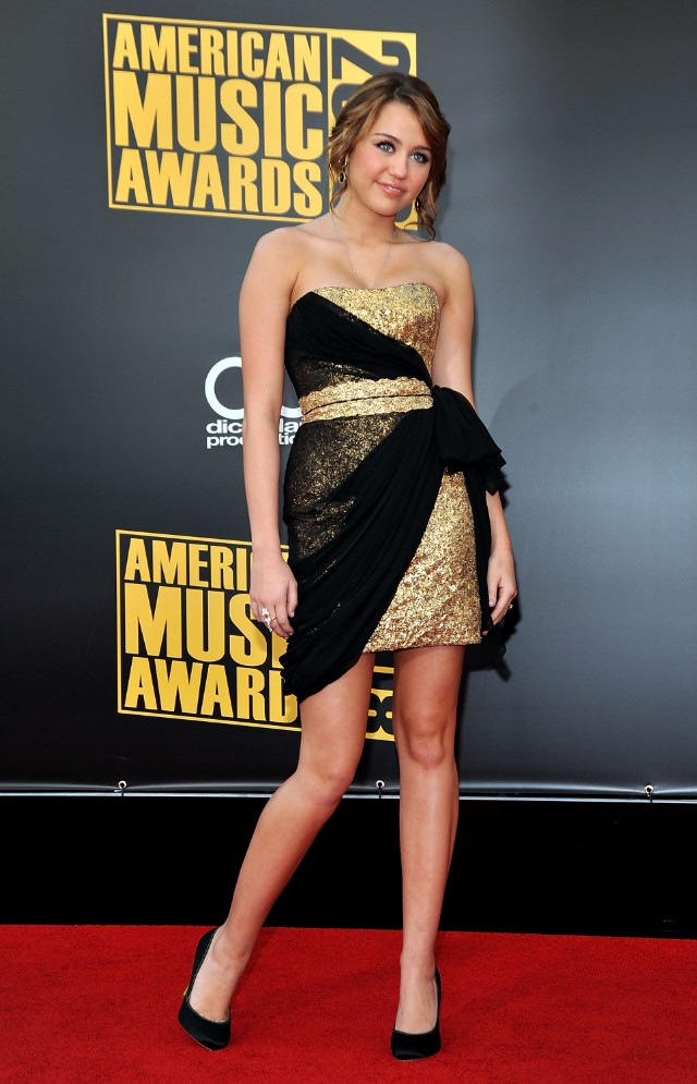 2008 American Music Awards - Red Carpet
