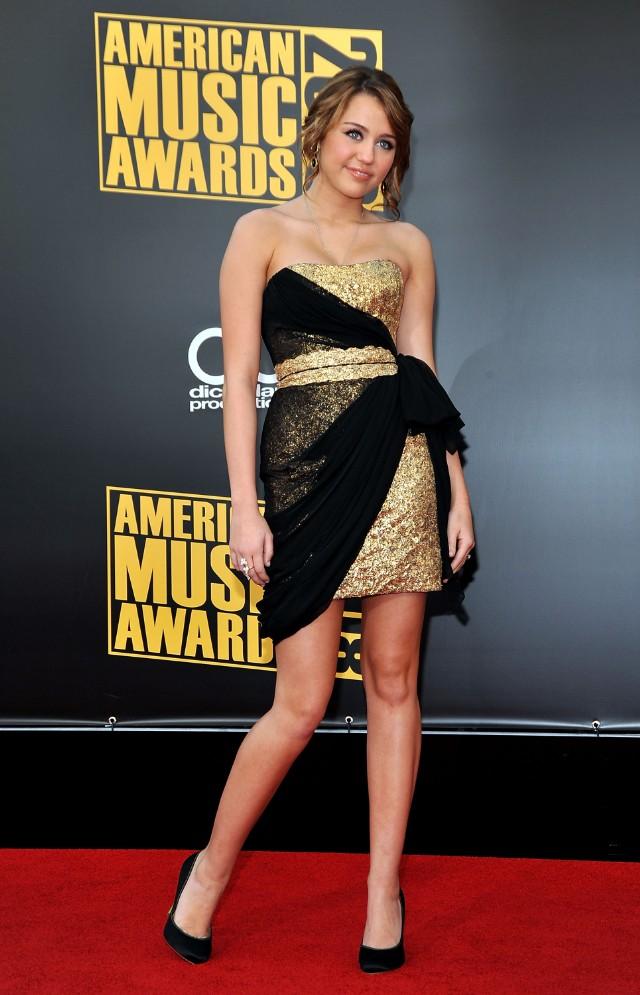 2008 American Music Awards - Red Carpet