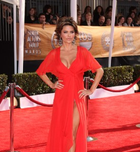 SAG Awards Fug Carpet: Lisa Rinna