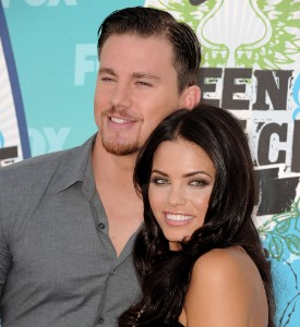 Teen Choice Awards Fug Carpet: Channing Tatum/Fug or Fab: Jenna Dewan
