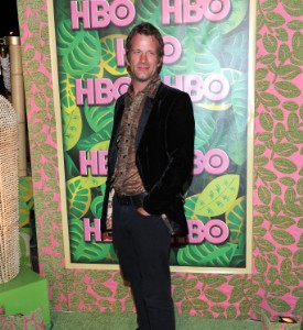 Emmy Awards Post-Party Fug: Thomas Jane