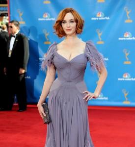 Emmy Awards Fug or Fab: Christina Hendricks