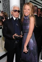 CHANEL & Karl Lagerfeld Celebrate Re-Opening of the CHANEL SOHO Boutique