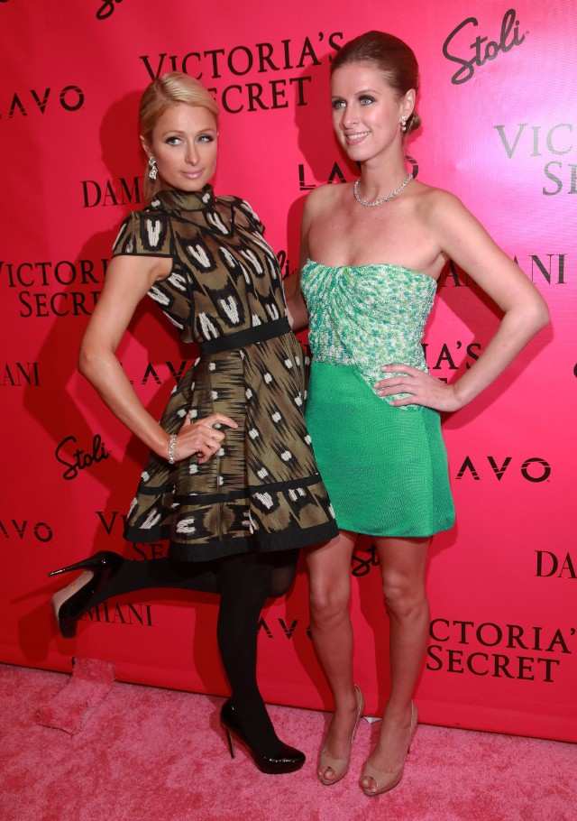2010 Victoria's Secret Fashion Show - After Party