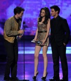 Kristen Stewart, Robert Pattinson, and Taylor Lautner