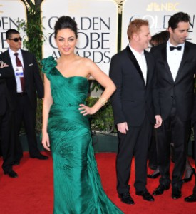 Golden Globes Well Played: Mila Kunis