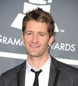Grammys Well Played Hair: Matthew Morrison