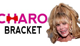 Fug Madness, Round Two: Charo Bracket