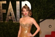 Oscar Party: Taylor Swiftly Played, Taylor Swift