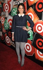 Olivia Munn and Aziz Ansari help Target celebrate Five Years of GO International in NYC