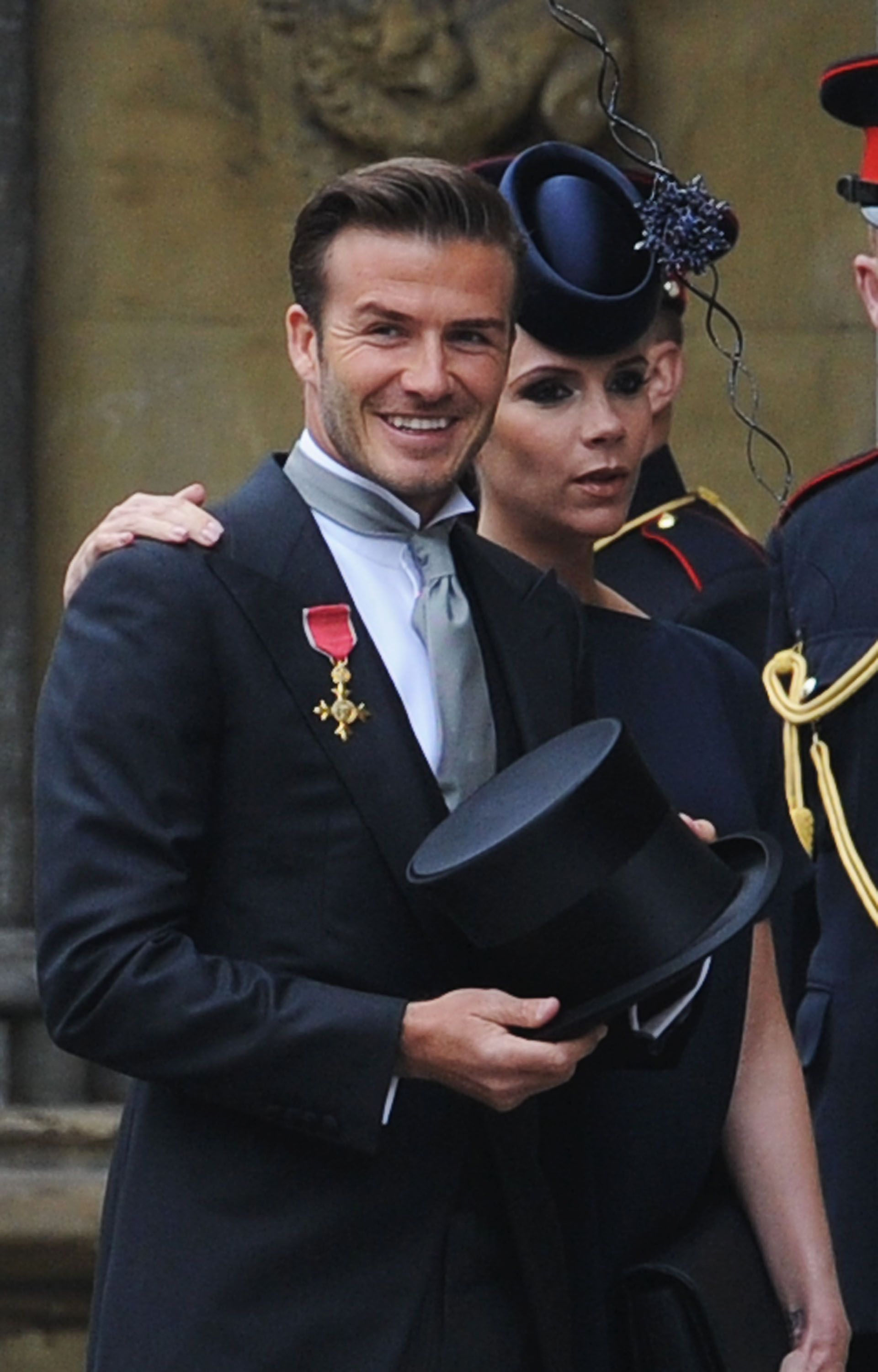 Posh and Becks!