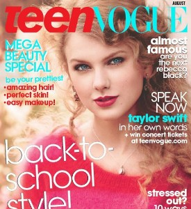 Fug the Cover: Taylor Swift