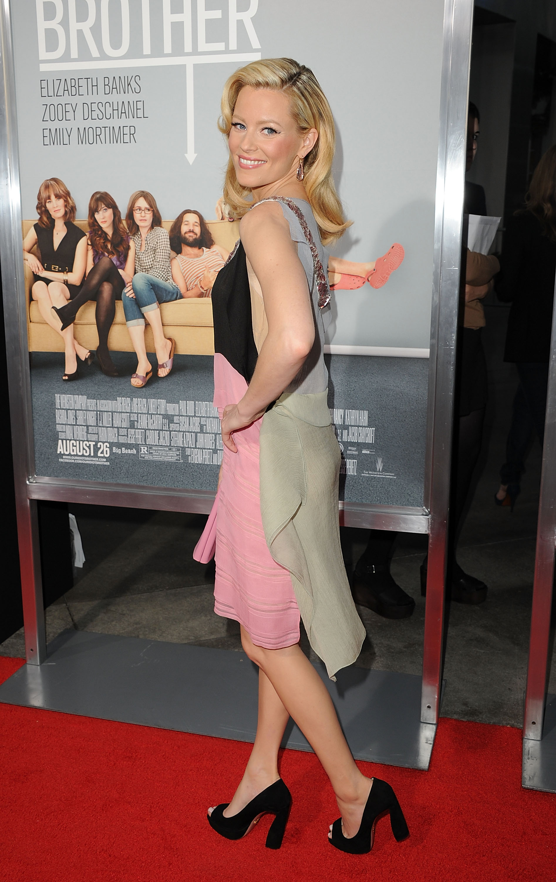 "Premiere Of The Weinstein Company's ""Our Idiot Brother"" - Arrivals"