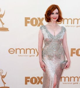 Emmy Awards Fug or Fab: Christina Hendricks