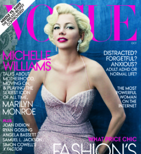 Fug or Fab the Cover: Michelle Williams