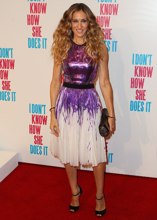 'I Don't Know How She Does It' Melbourne Premiere