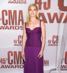 CMA Awards Fug Carpet: Emily VanCamp