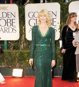 Golden Globes Well Played: Laura Dern