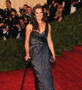 Met Ball Well Played: Brooke Shields