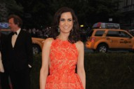 Met Ball Fugs and Fabs: Oranges