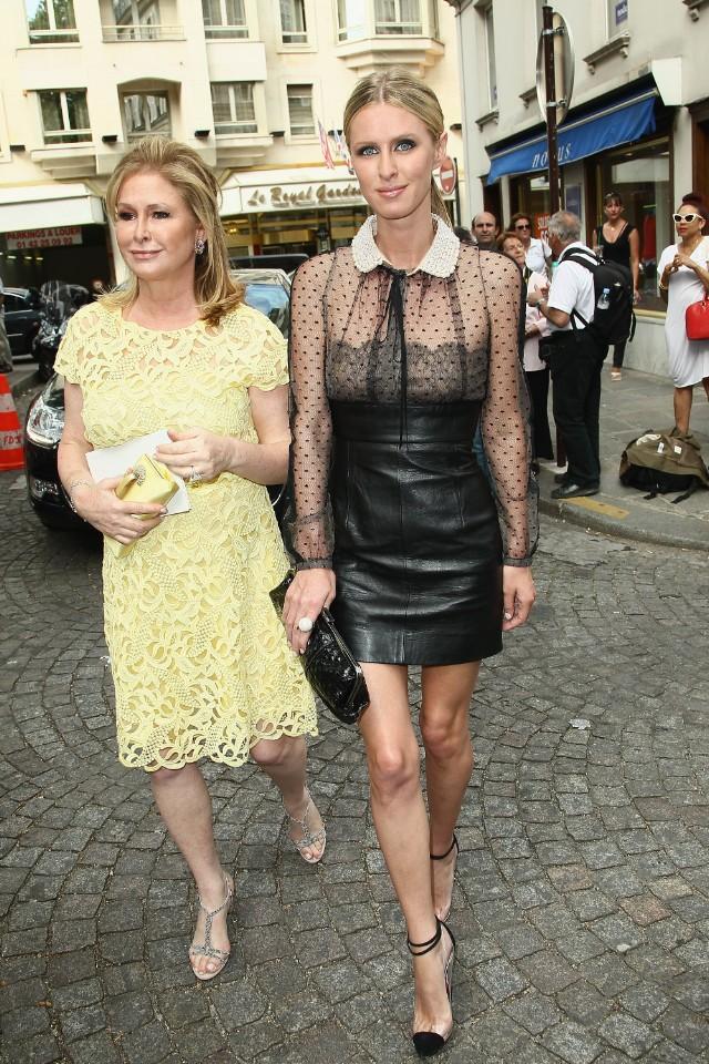 Valentino: Arrivals - Paris Fashion Week Haute Couture F/W 2012/2013