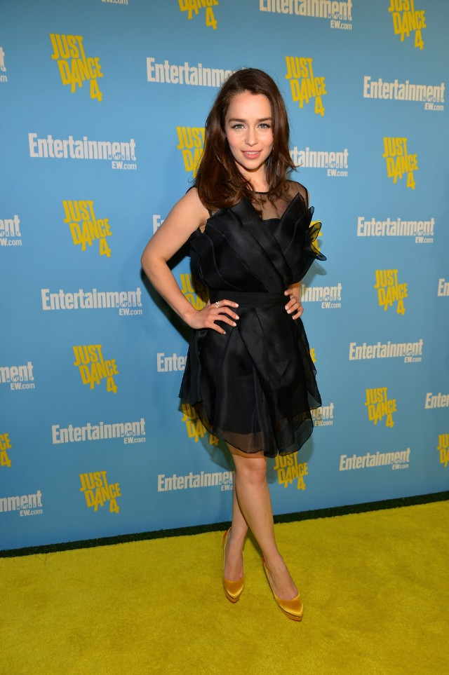 Entertainment Weekly's 6th Annual Comic-Con Celebration Sponsored By Just Dance 4