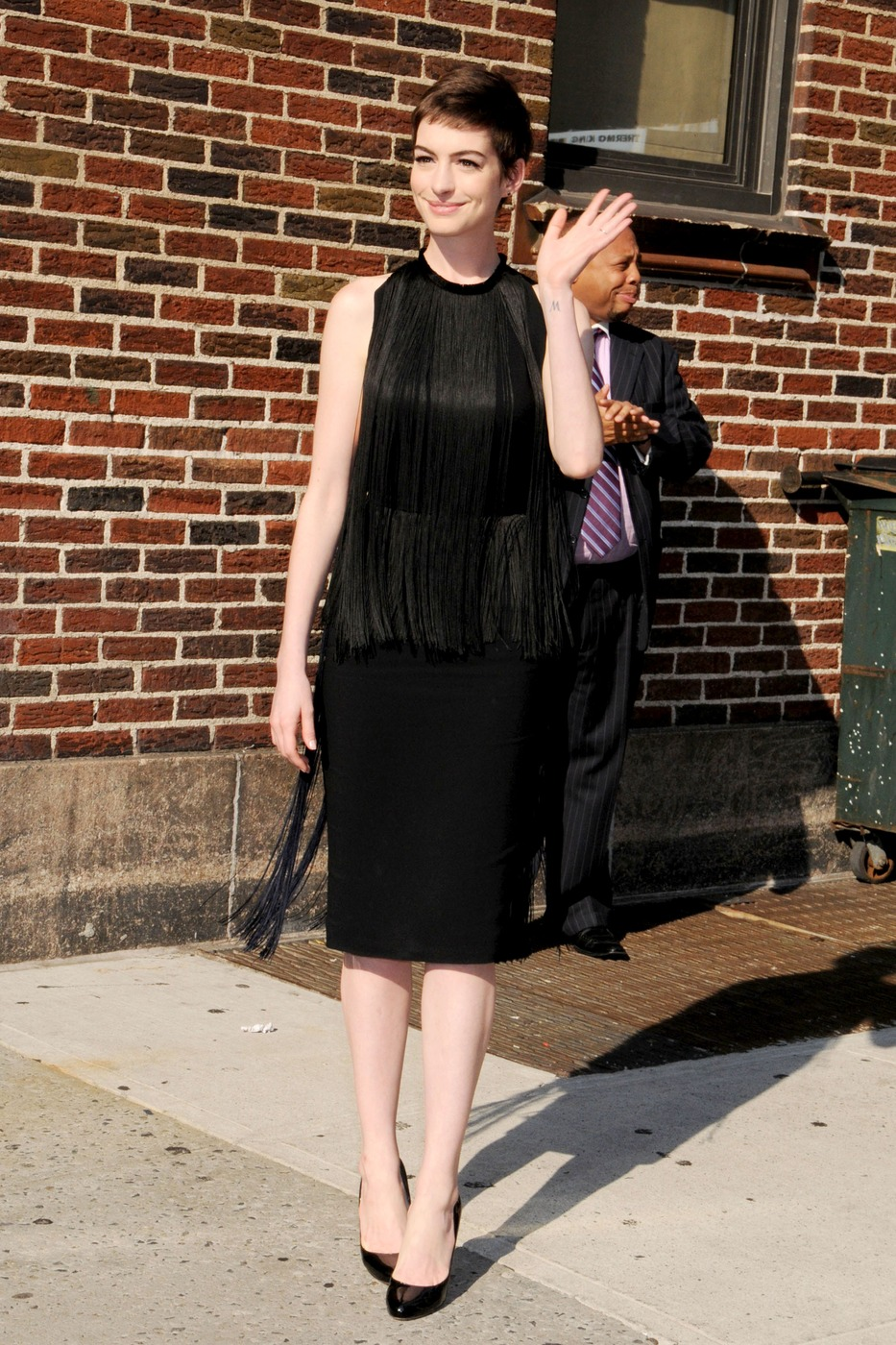 Fugs and Fines: Anne Hathaway