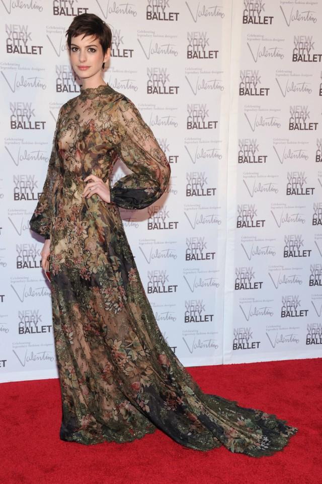 2012 New York City Ballet Fall Gala