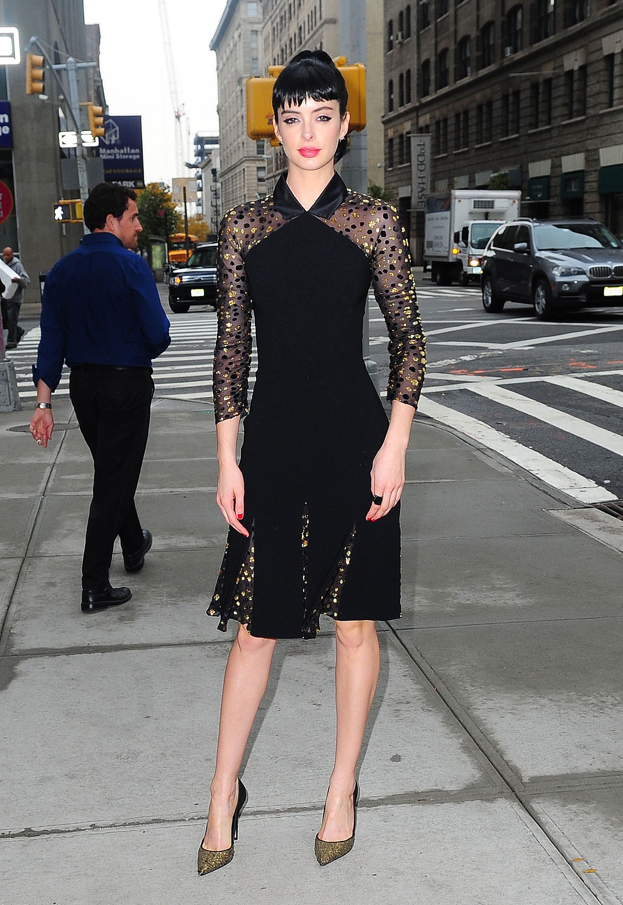 Mostly Well Played: Krysten Ritter