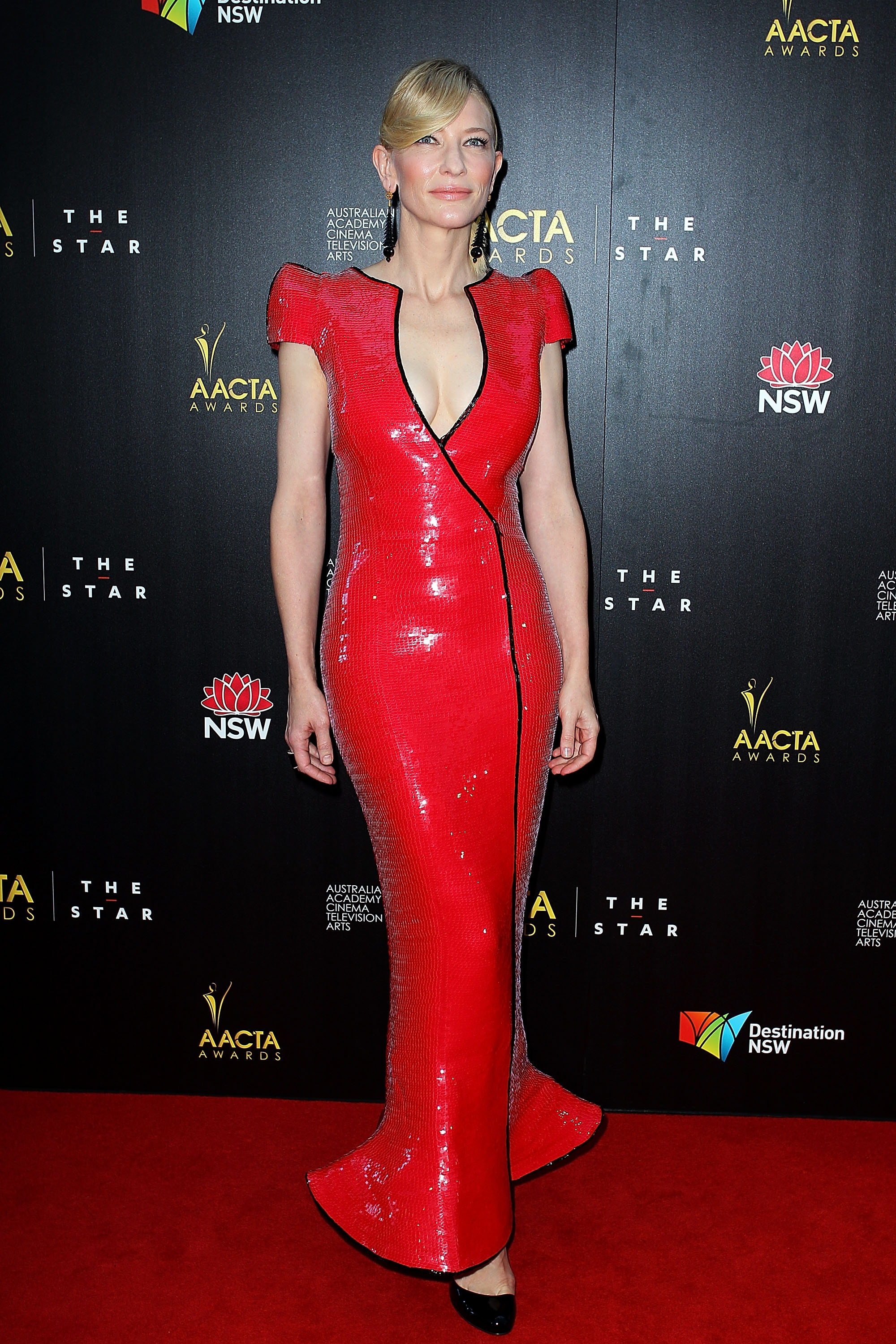 Fugs and Fabs: AACTA Awards