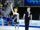 Michael Bramante and Isabella Cannuscio Free Skate
