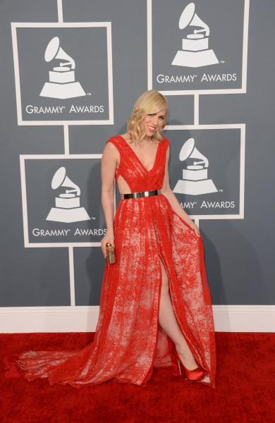 Grammy Awards Fug Carpet: Natasha Bedingfield