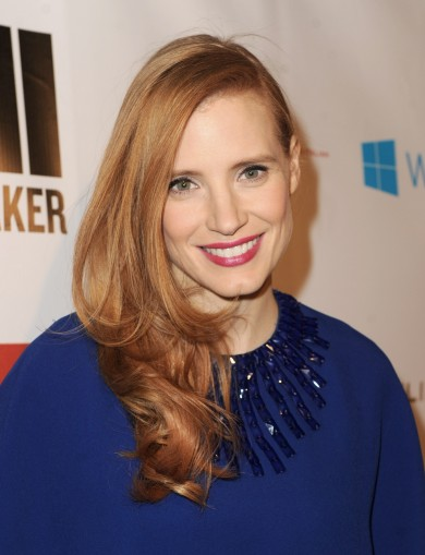 Pretty Well Played, Jessica Chastain