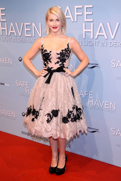 Safe Haven German Premiere