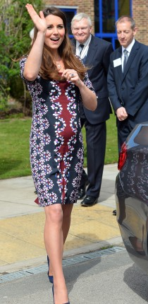 Well Played, Kate Middleton