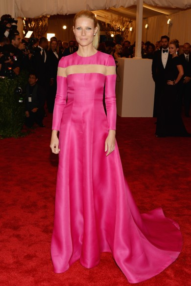 Met Ball Fug or Fine Carpet: Gwyneth Paltrow