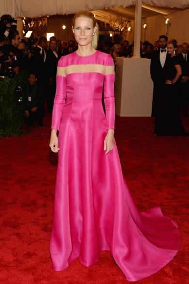 Met Ball Fug or Fine Carpet: Gwyneth Paltrow