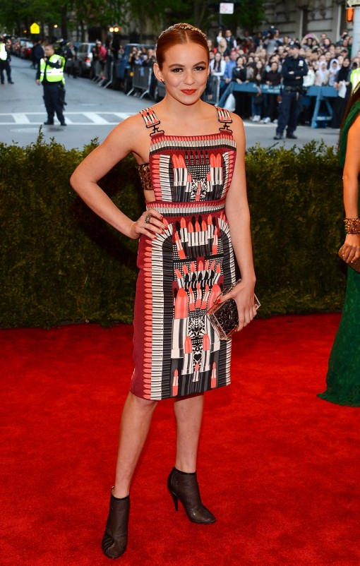 Met Gala Well Played, Morgan Saylor