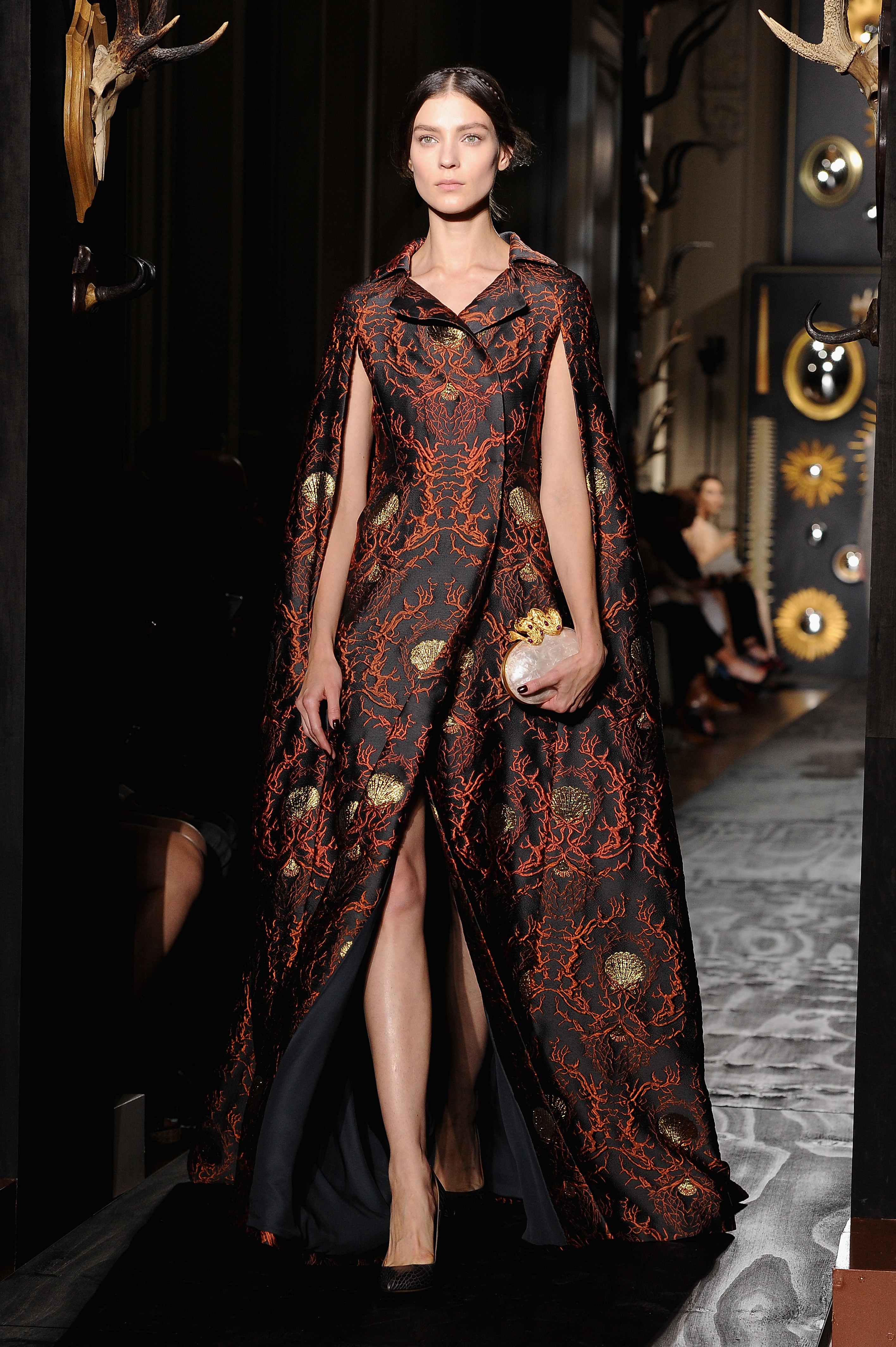 Valentino: Runway - Paris Fashion Week Haute-Couture F/W 2013-2014
