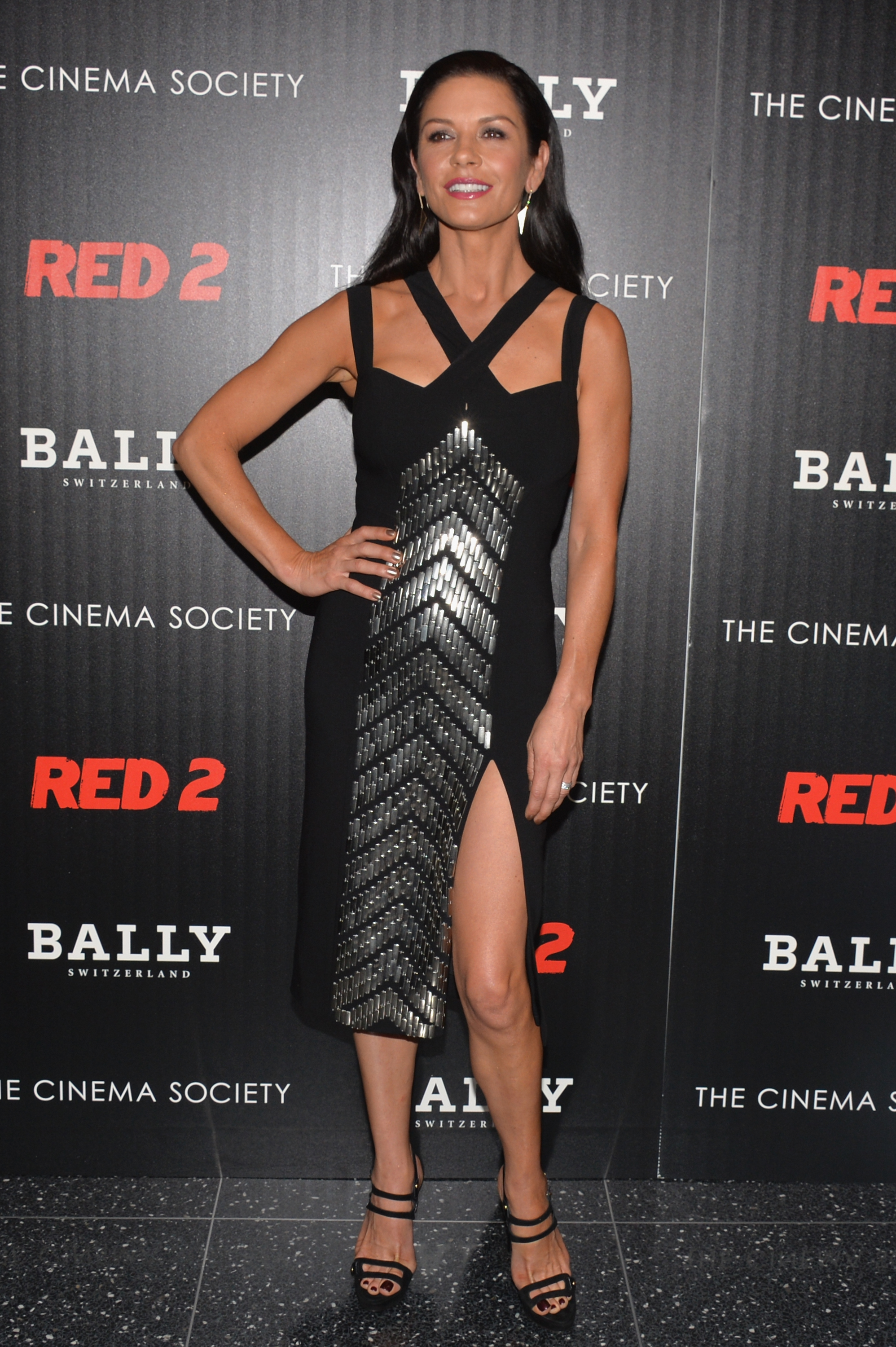 The Cinema Society And Bally Host A Screening Of Summit Entertainment's