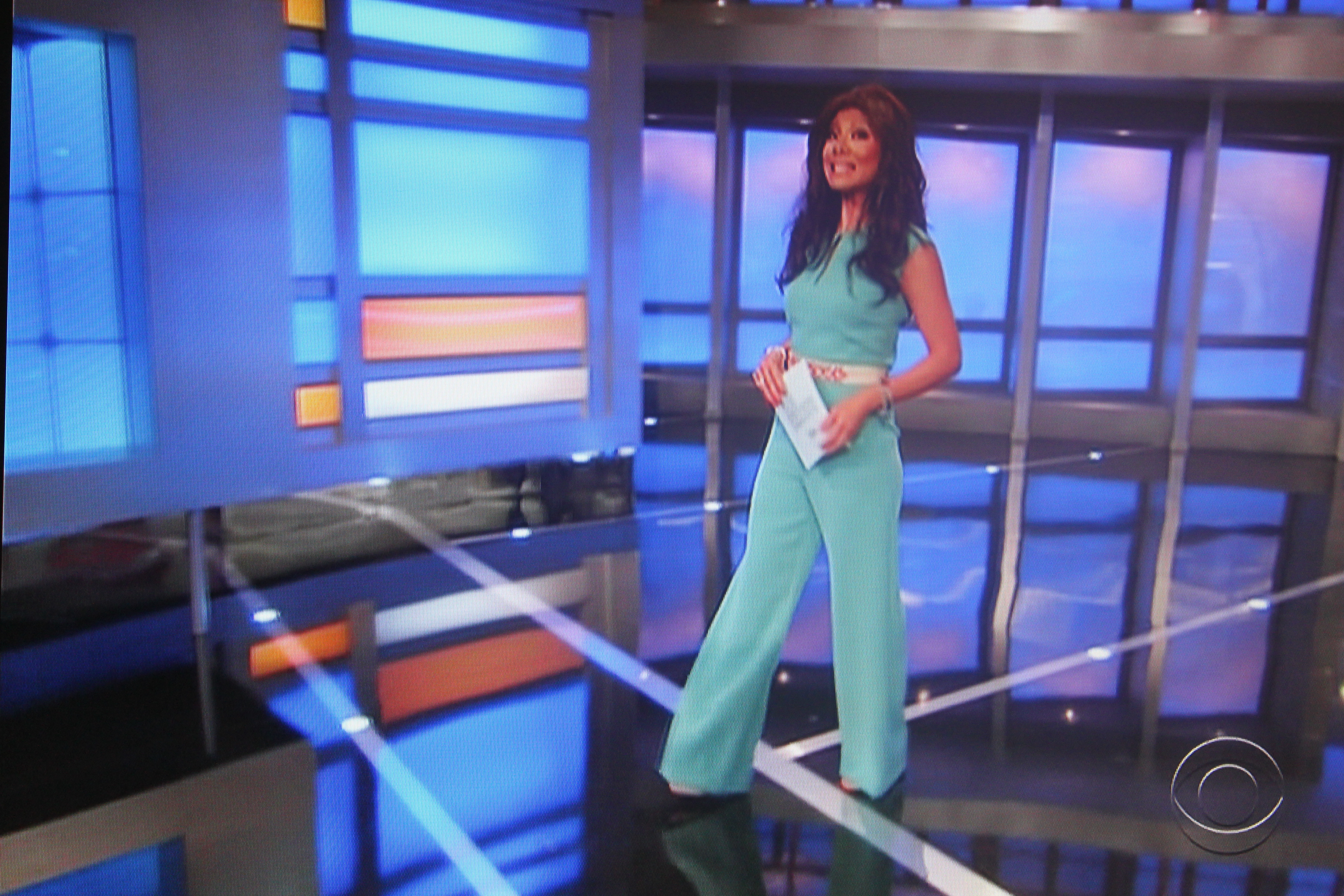 Julie Chen, second Big Brother live show