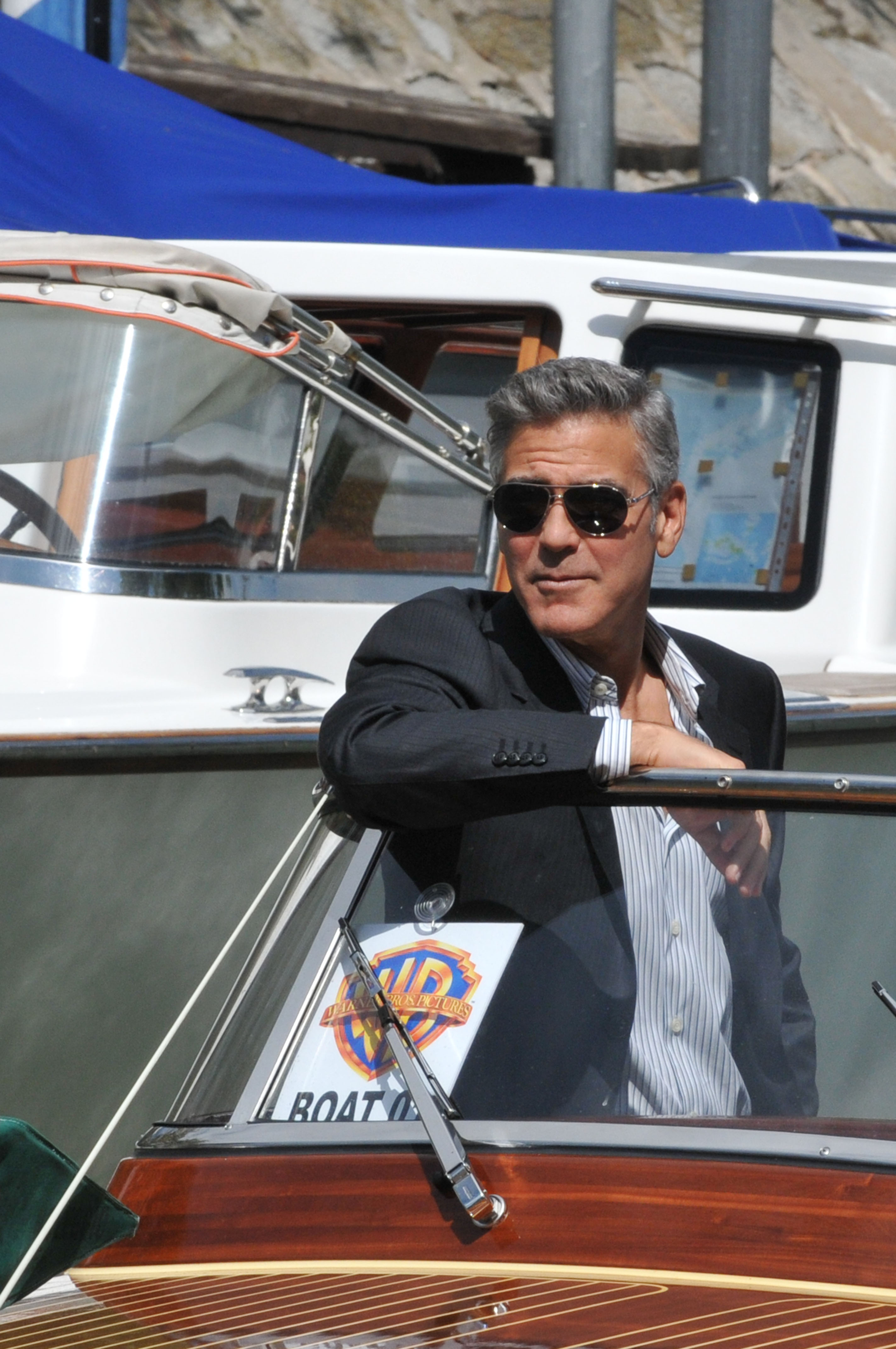 Well Played, Sandra Bullock and George Clooney