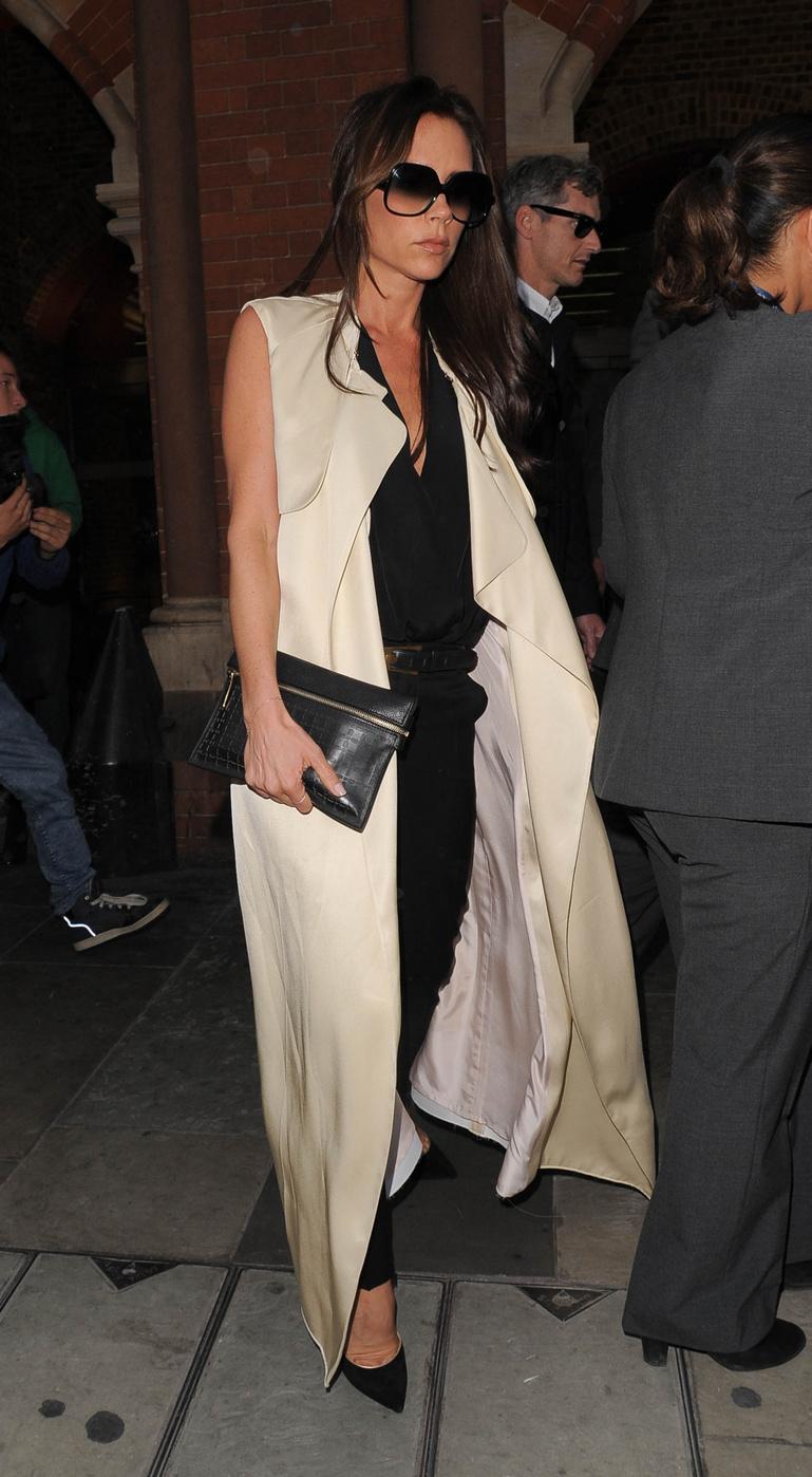 Casual Fuggerday: Victoria Beckham