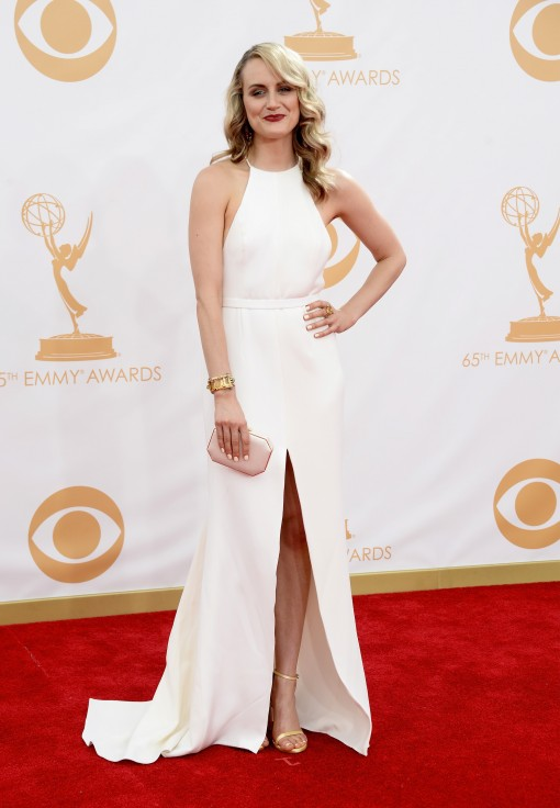 Emmy Awards Fugs and Fabs: Black and White (And Gold) and DONE All Over