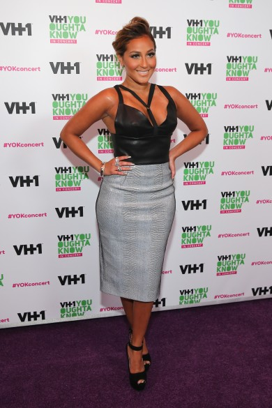 What the Fug: Adrienne Bailon