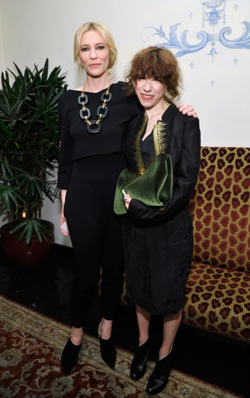 Fugs and Fabs of the W Golden Globes Party: The Neutrals